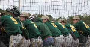Varsity Baseball (Photos by Katie Black)