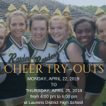 Cheer Try-Outs
