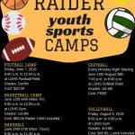 LDHS to Host Youth Sports Camps