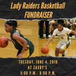 Lady Raiders Basketball Fundraiser