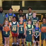 LDHS Hosts First Youth Basketball Summer Camp