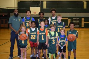 LDHS Basketball Youth Camp