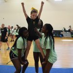 Cheer Camp Hosted Eighty Campers