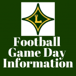 Football Game Day Information