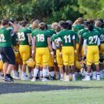 Junior Varsity Football beats Greenwood 14 – 6