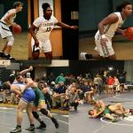 Wrestling and Basketball Thursday, January 23, 2020