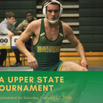 5A Upper State Tournament Saturday, February 22, 2020