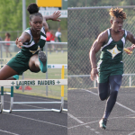Laurens District High School Track and Field Up and Running