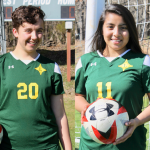 Laurens District High School Girls' Soccer Team has Goals for 2020 Season