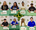 Athletic Signing Day