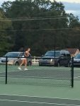 Girls Varsity Tennis beats Abbeville 6-1