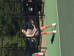 Girls Varsity Tennis beats Greer 5-2