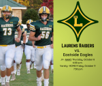Varsity Football vs Eastside High School Ticket Information