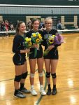 2020 Volleyball Senior Night