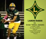 LDHS Football vs. Greer