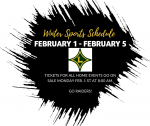 Winter Sports Schedule for February 1- February 5, 2021
