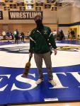 Mason Parsons Wins Region 2-AAAA 182 lb. Weight Class
