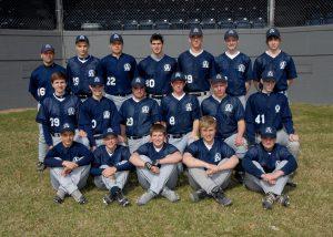 2013 Spring Sports Teams and Seniors