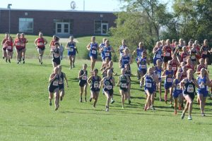 Cross Country Sectionals 2016