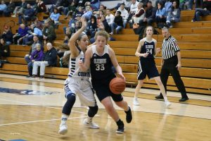 Varsity Girls at Franklin County, 12-29-2017
