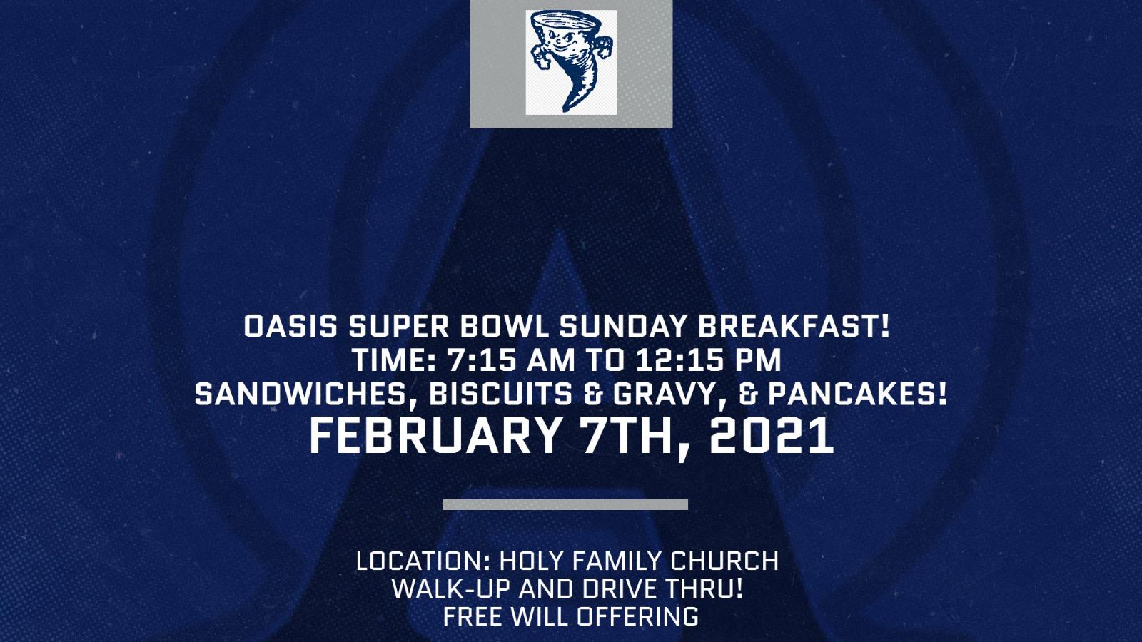 OASIS Super Bowl Breakfast