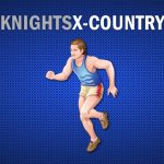 Jr. High Knights Boys XC Team Wins the Clinton Prairie 4-Way Meet