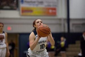 Varsity Girls Basketball vs. Guerin Catholic 1/30/15