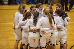 Varsity Girls Basketball Regional Champions