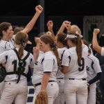 Lafayette Central Catholic High School  Varsity Softball beat Tri-County High School 9-0