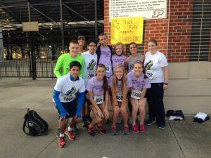 """C.C. Track Participates in Purdue """"The Challenge 5K"""" at Purdue University"""