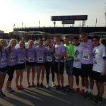C.C. Track Participates in 'The Challenge 5K'