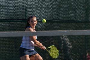 C.C. Girls Tennis vs. Guerin