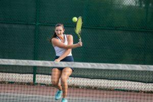 C.C. Tennis vs. Rossville