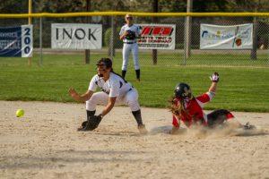 C.C. Softball vs. Clinton Prairie