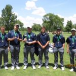Lafayette Central Catholic High School  Boys Varsity Golf finishes 1st place