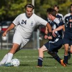 Chargers finish Knights 3-1 in home opener