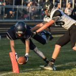 Lafayette Central Catholic High School  Varsity Football beat Delphi 50-6