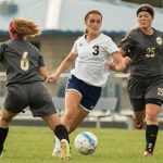 Girls Soccer Sectional Pairings at Northwestern H.S.