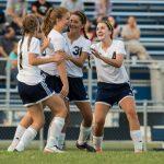 Lafayette Central Catholic High School  Girls Varsity Soccer beat Delphi 5-0