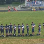Jr. High Football vs. Carroll