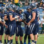 Lafayette Central Catholic High School  Varsity Football Defeats Benton Central-Homecoming 61-0