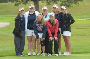 Girls Golf Hoosier Conference Match – 2015