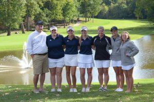 Girls Golf Sectional – 2015