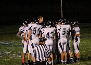 8th Grade Football vs Wainwright