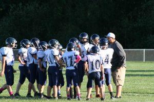 7th Grade Football vs Wainwright