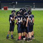 Junior High Football vs Wea Ridge