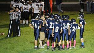 8th Grade Football vs Wea Ridge
