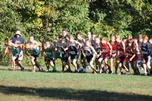 Cross Country Sectional – Boys and Girls – 2015