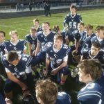 8th Grade Football vs Klondike