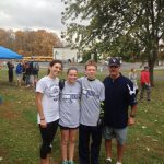 White and Sterrett Compete in IHSAA New Prairie Cross Country Semi-State